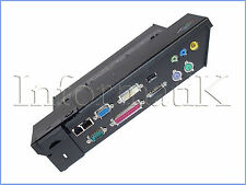 IBM ThinkPad T20 T30 T40 Type 74P6733 Docking Station Port Replicator II 40Y8138