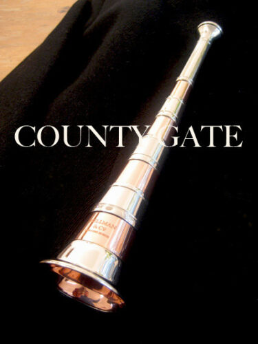 calling -Bellman /& Co beagling New Fox Hunting Horn for hunting Monarch III