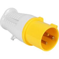 NEW Industrial Plug IP44 110V 16A Each