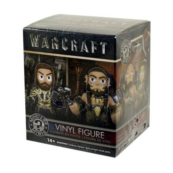 DISPLAY CASE CASE CASE OF 12 x WARCRAFT FUNKO MYSTERY MINIS VINYL FIGURES BLIND BOXES NEW efeee2