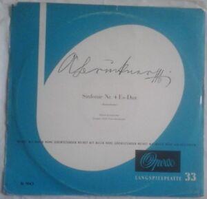 Bruckner - Symphony No. 4, KONWITSCHNY, VSO, Opera ST 1943 STEREO