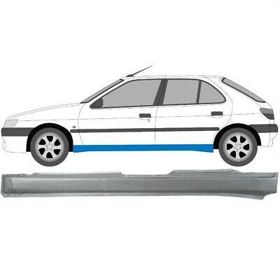 Rechts Peugeot 307 2001-2008 5 Tür Voll Schweller Reparaturblech