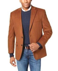450-Ralph-Lauren-Cashmere-Silk-Blend-Classic-Fit-Sport-Coat-Mens-38R-38-NEW