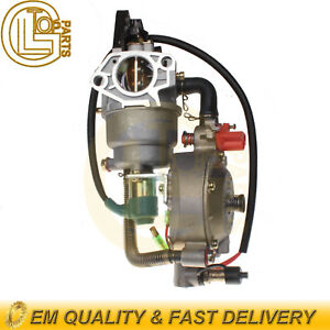 Petrol&Propane Conversion Kit for Honda GX390 188F 190F SHW190 5KW 13HP GEN Part