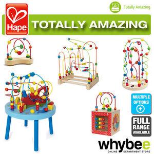 Hape Totalement incroyable gamme complète de labyrinthe de perles labyrinthe Puzzle pour enfants 2 ans