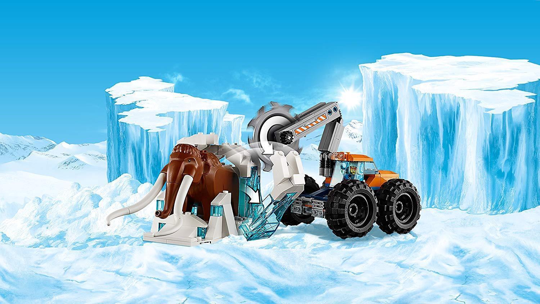 LEGO City Arctique Arctique Arctique  Base Mobile exploration Expedition Artica Jouet NEUF 2018 7273d0