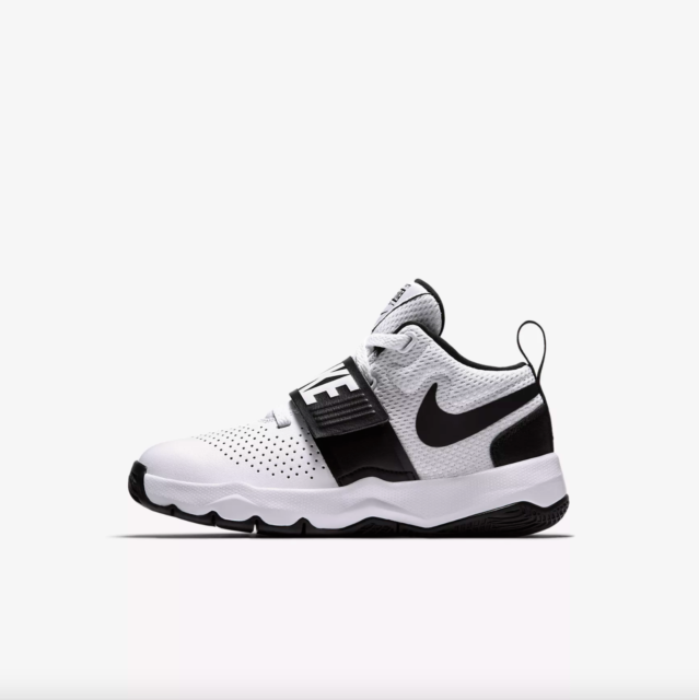 huge discount arrives amazing selection Nike Shoes Basket Team Hustle D 8 (ps) Code 881942 100 Laces and ...