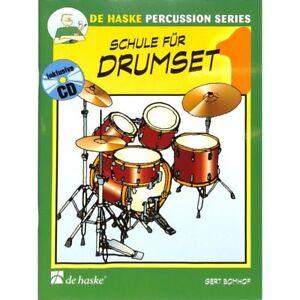 Schule-fuer-Drumset-1-Schlagzeugnoten-Musiknoten