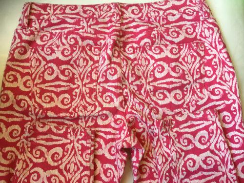 Island 108 Vineyard Women's Casual 8 Denim Tile Vines Skinny Jeans Stampa vqw1SEq