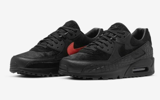Size 10 - Nike Air Max 90 Exotic Animal Pack - Infrared Blend 2020