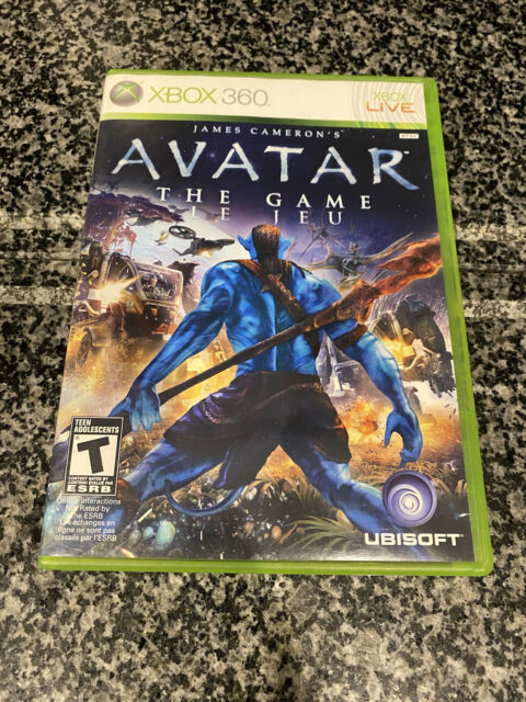 James Cameron's Avatar: The Game (Microsoft Xbox 360, 2009) (Compete)