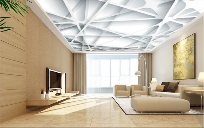 3D Modern Style 858 Ceiling WallPaper Murals Wall Print Decal Deco AJ WALLPAPER