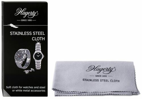 Hagerty Stainless Steel Soft Cloth