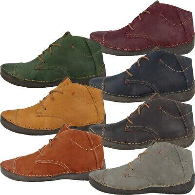 Josef Seibel Fergey 86 Schuhe Mid Cut Schnürschuhe Halbschuhe 59686-MI869-530