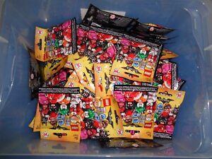 Lego 71017 Batman Film Minifigures X65