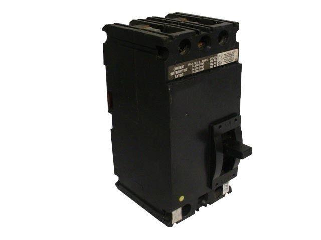 SQUARE D FAL24020 BU 20A 480V 2P USED