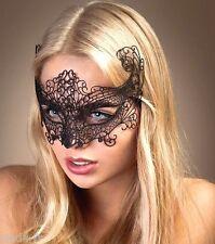 Masque en dentelle sexy Halloween/ Soirée/ Gothic / Masquerade lace mask