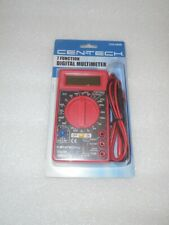 Centech 7 Function Digital Multimeter New In Package Excellent