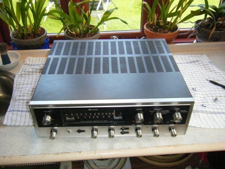 Rørradio, Pioneer, SX-800A