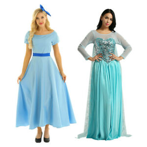 Women-Halloween-Fancy-Costume-Elegent-Princess-Dress-Up-Cosplay-Evening-Party
