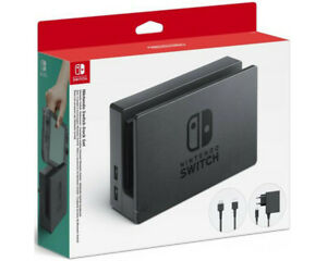 NINTENDO-Switch-Nintendo-Switch-Zubehoer-Set-Schwarz