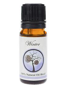 Four-Seasons-Essential-Oil-Blend-Aromatherapy-Spring-Summer-Autumn-Winter