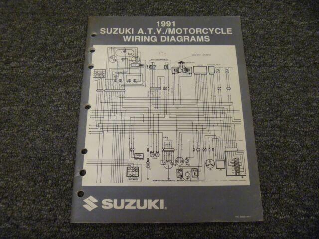 1991 Suzuki Dr350 Dt8 Gs500 Katana Motorcycle Electrical