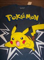 Nintendo Pokemon Pikachu T-shirt Small W/ Tag