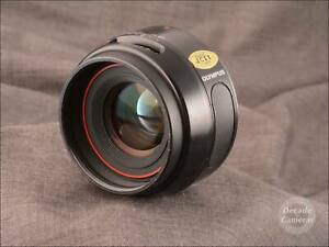 Olympus OM Power Focus 50mm f2 Fast Standard Prime Lens - VGC - 8980