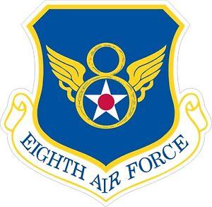US-Air-Force-USAF-8th-Air-Force-Emblem-Decal-Sticker