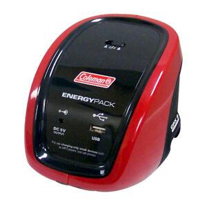 Coleman-Portable-Electronics-Charger-USB-Power-5-Volt-DC-CPX-6-Compatible