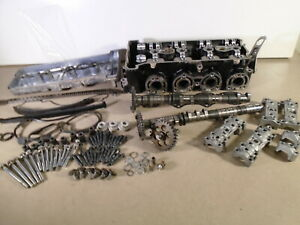 2002 YAMAHA FX140 CYLINDER HEAD AND CAMS COMPLETE SET 02 FX 140