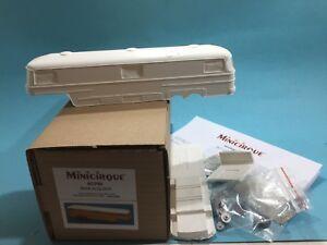 Kit A Monter Minicirque - Demi Habitation Alquier Pinder Ref Acp90 1/50