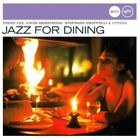Jazz for Dining by Various Artists (CD, Sep-2006, Universal Distribution)