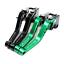 CNC-Count-Aluminium-Levier-de-frein-d-039-embrayage-Pour-Suzuki-GSF650-BANDIT-2007 miniature 3