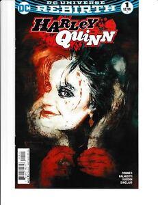 Harley-Quinn-Rebirth-1-NM-VARIANT-COVER-DC-COMICS-2016-HOT