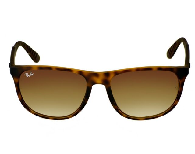 76e51f6cf9 Ray-Ban RB4291 710 13 Tortoise Frame Brown Gradient Lenses Unisex Sunglasses  58m