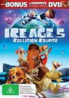 Ice Age - Collision Course (Blu-ray, 2016, 2-Disc Set)