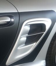 Porsche 986 Boxster / 997 Turbo Side Vents update  New!