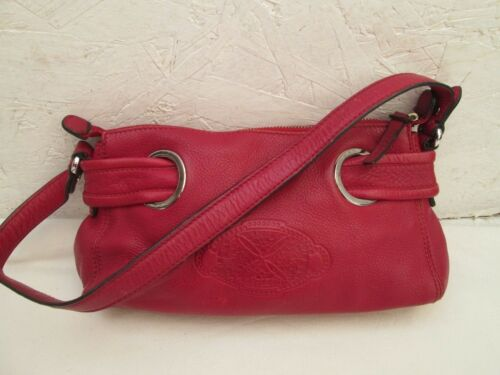 À Cuir Bag Sac Main Kesslord Authentique Vintage vzw5ZqSx