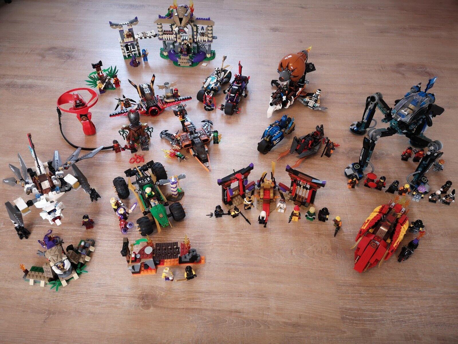 Lego Ninjago Paket – 15 Sets