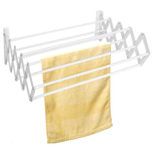 Indoor Clothes Airer Dryer Wall Mounted Expandable Laundry