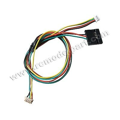 3DR Telemetry OSD Y Style Connection Cable Wire for APM2.5 APM2.6 APM2.7 FC