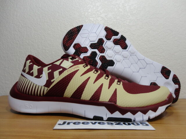 finest selection d2923 ae2ed Men's Nike Trainer 5.0 V6 Amp Florida State FSU Seminoles Sz 10 InHand