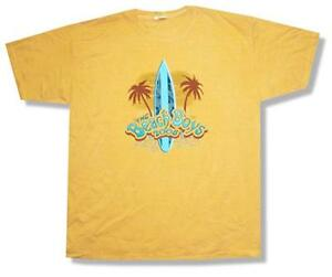 Beach Boys T-shirt Tour 2008 Size L Official Merchandise