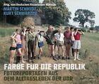 Farbe für die Republik von Carola Jüllig, Martin Schmidt und Kurt Schwarzer (2013, Gebundene Ausgabe)