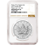 2019-Modified-Proof-5-Silver-Canadian-Maple-Leaf-NGC-PF70-Brown-Label-Pride-of miniature 1