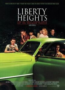 Liberty Heights (Zweiseitig) Original Filmposter