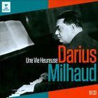 Darius Milhaud: Une Vie Heureuse (CD, Apr-2014, 10 Discs, Erato (USA))