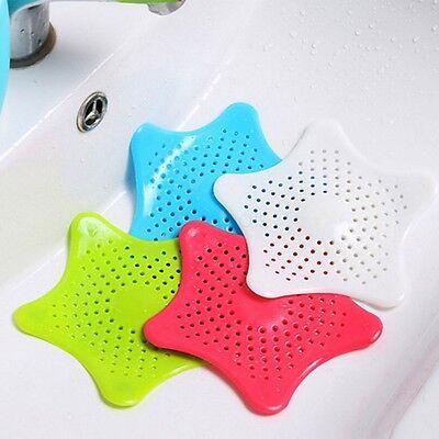 Hair Catcher Waste Stopper for Sinks Strainer Shower Bath Tub Basin Plug Hole